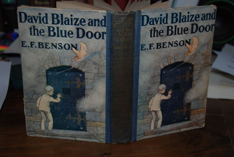 DAVID BLAIZE AND THE BLUE DOOR. E. F. BENSON.