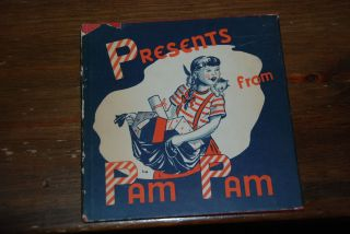 PRESENTS FROM PAM PAM,; pictures by Lilian Neuner. Harriet OSGOOD