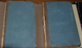 LETTERS FROM NORTH AMERICA,; written during a tour in the United States and Canada in two volumes.