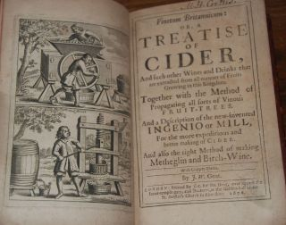 VINETUM BRITANNICUM:; or, a treatise of cider, and such other wines and drinks that are extracted...