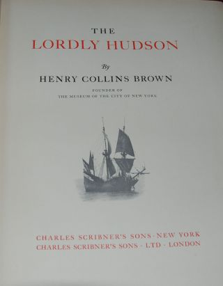 The Lordly Hudson