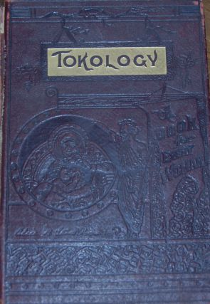 TOKOLOGY,; a book for every woman